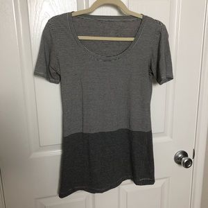 Lululemon Striped Shirt